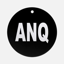ANQ Ornament (Round)