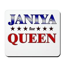 JANIYA for queen Mousepad