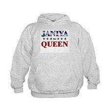 JANIYA for queen Hoodie