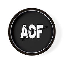 AOF Wall Clock