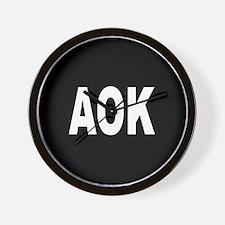 AOK Wall Clock