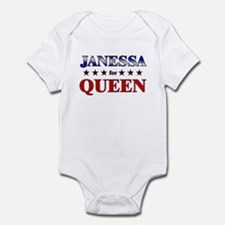 JANESSA for queen Infant Bodysuit