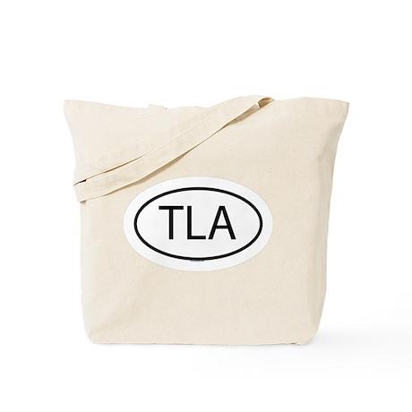 TLA Tote Bag