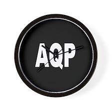 AQP Wall Clock