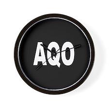 AQO Wall Clock