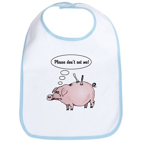 Pig - Please Don't Eat Me Bib
