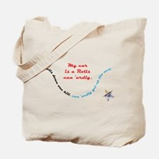 Rolls can 'ardly Tote Bag