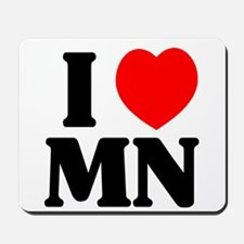 I love Minnesota Mousepad