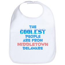 Coolest: Middletown, DE Bib