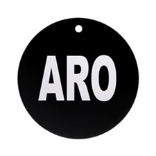 ARO Ornament (Round)