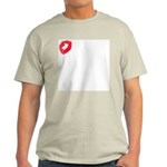 A Kiss For You Light T-Shirt