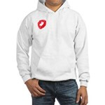 A Kiss For You Hooded Sweatshirt