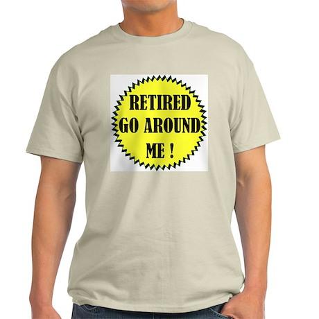 RETIRED Light T-Shirt