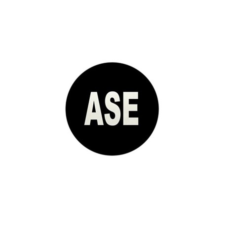 ASE Mini Button (100 pack)