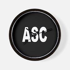 ASC Wall Clock