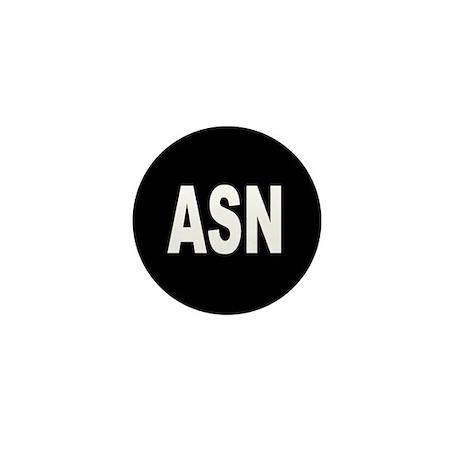 ASN Mini Button (10 pack)