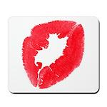 Big Kiss Mousepad