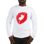 Big Kiss Long Sleeve T-Shirt