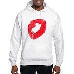 Big Kiss Hooded Sweatshirt