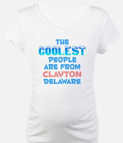 Coolest: Clayton, DE Shirt
