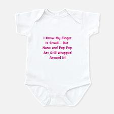 Nana & Pop Pop Wrapped Around Infant Bodysuit