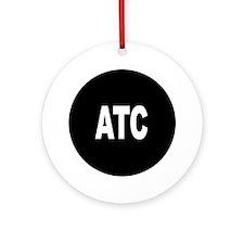 ATC Ornament (Round)