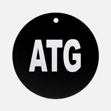 ATG Ornament (Round)