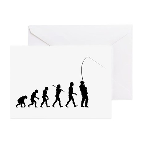 Fishing Greeting Cards (Pk of 20)