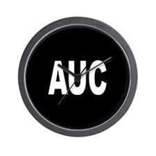 AUC Wall Clock