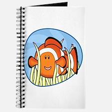 Clownfish Kawaii Journal