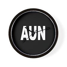AUN Wall Clock