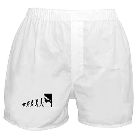 Rock Climbing Boxer Shorts