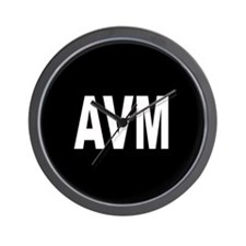 AVM Wall Clock