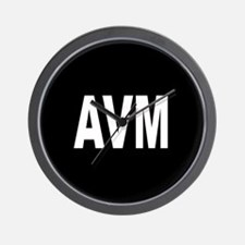 AVM Wall Clock