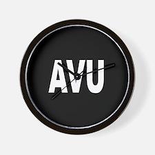 AVU Wall Clock