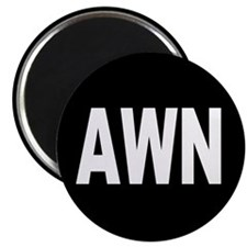 AWN 2.25 Magnet (10 pack)