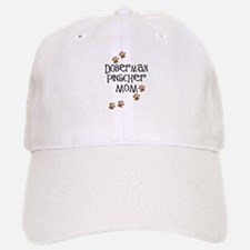 Doberman Pinscher Mom Baseball Baseball Cap