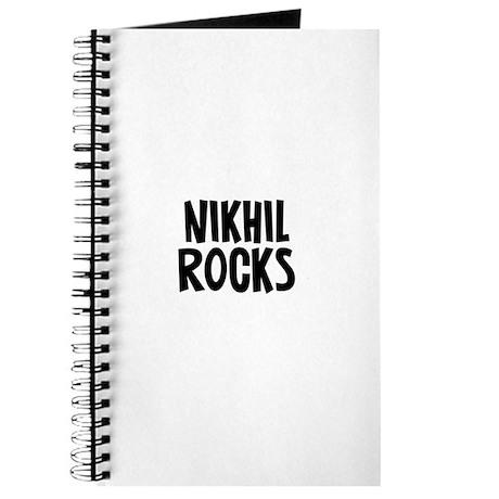 Nikhil Rocks Journal