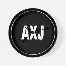 AXJ Wall Clock