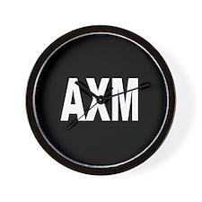 AXM Wall Clock