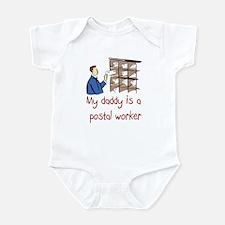 Postal Worker Infant Bodysuit