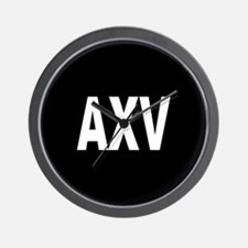 AXV Wall Clock