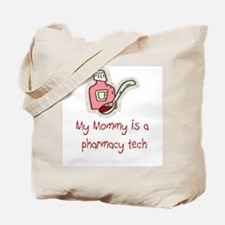 Pharmacy Tech Tote Bag
