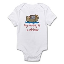 Minister Infant Bodysuit