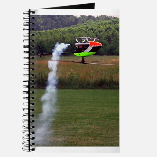 RC Helicopter Journal