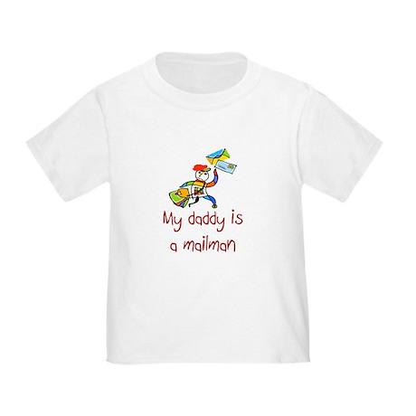 Mail Carrier Toddler T-Shirt