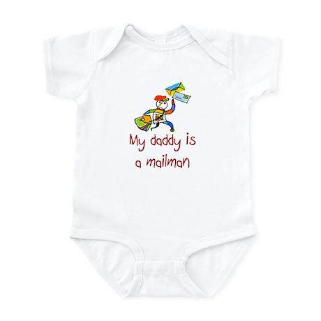 Mail Carrier Infant Bodysuit