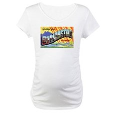 Burlington Vermont Greetings (Front) Shirt