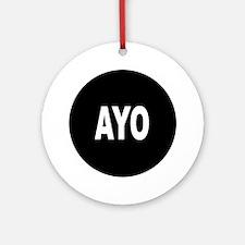 AYO Ornament (Round)