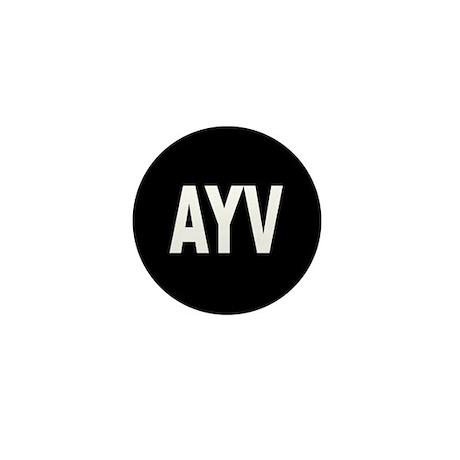 AYV Mini Button (10 pack)